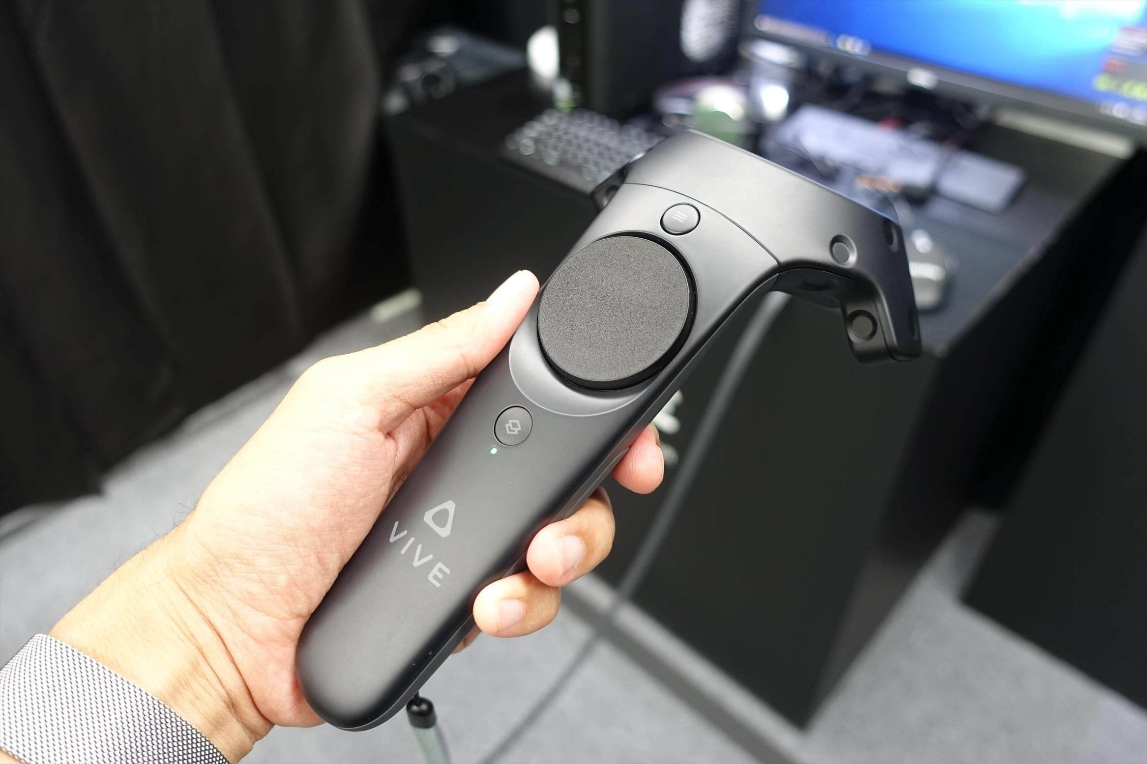 HTC Vive 体験レビュー012