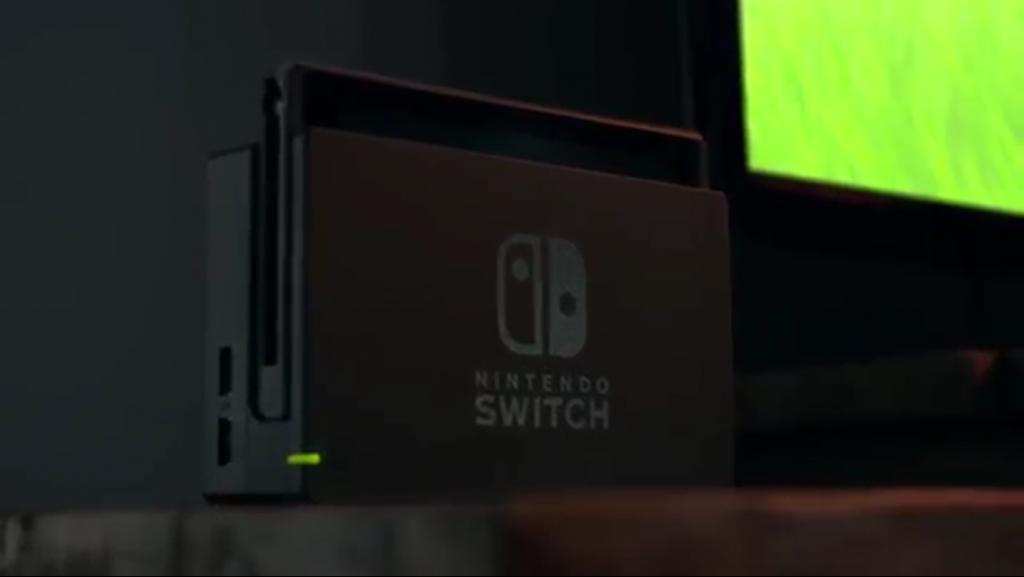 Nintendo Switch 据え置きモード