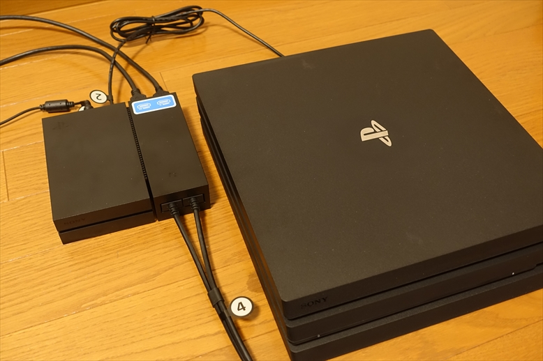 ps4pro USB