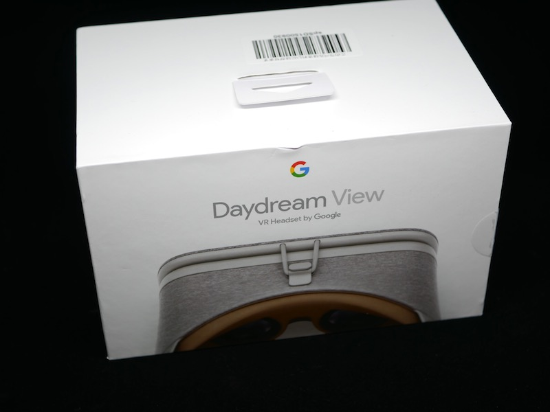 GoogleDaydreamView